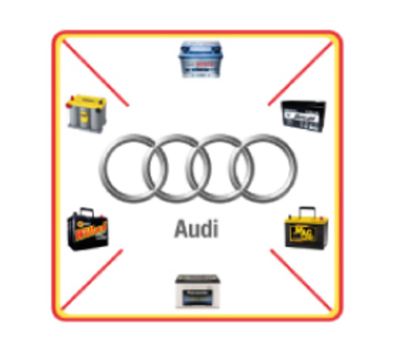 Batería para Audi